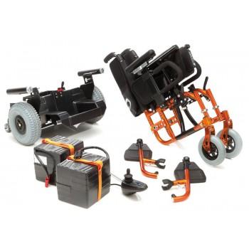 carrozzina per disabili elettrica