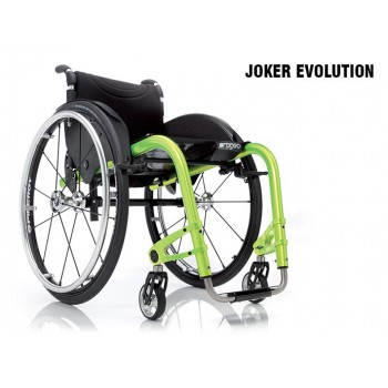 CARROZZINA MOD. JOKER EVOLUTION PROGEO
