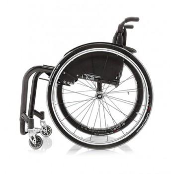 carrozzina per disabili superleggera Noir Progeo