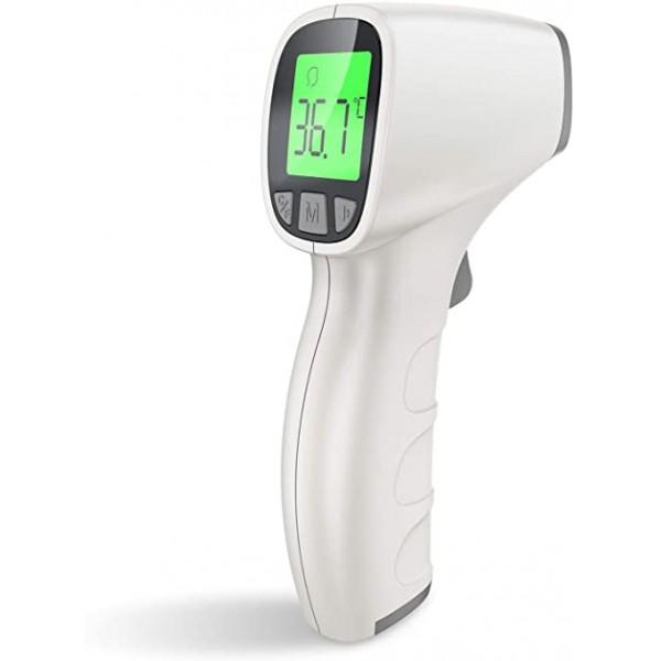 Termometro A Infrarossi Senza Contatto Jumper Jpd Fr202 Descrizione del termometro a infrarossi. termometro a infrarossi senza contatto jumper jpd fr202
