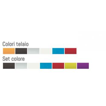 colori Carrozzina superleggera JOKER R2 PROGEO