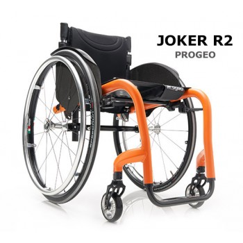 Carrozzina superleggera JOKER R2 PROGEO