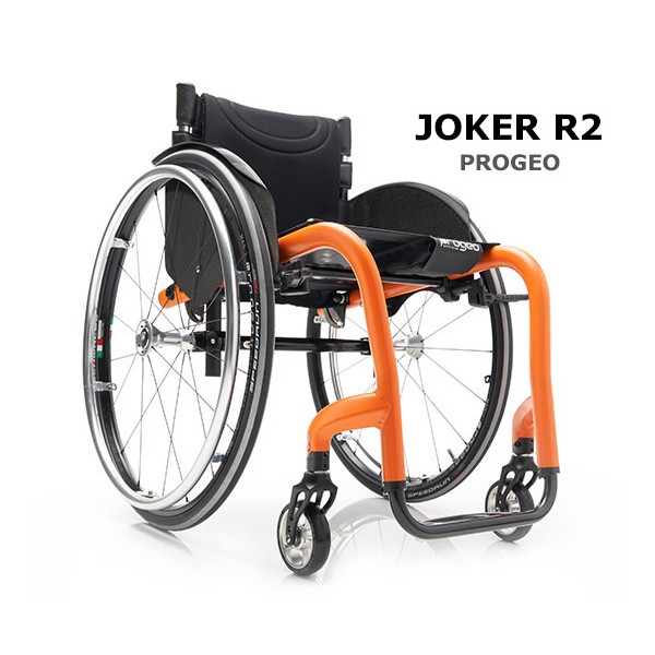 Carrozzina superleggera JOKER R2 PROGEO