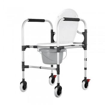 sedia comoda per wc furbility all mobility