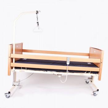 letto ortopedico elettrico Taurus Lux