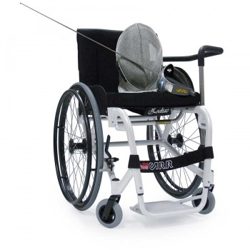 carrozzina per disabili superleggera zodiac offcarr