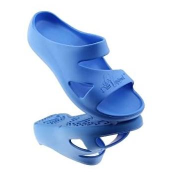 ciabatte AEQUOS DOLPHIN PETER LEGWOOD COLORE azzurro