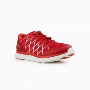 Scarpe da ginnastica Yda Optima Molliter da donna rosso