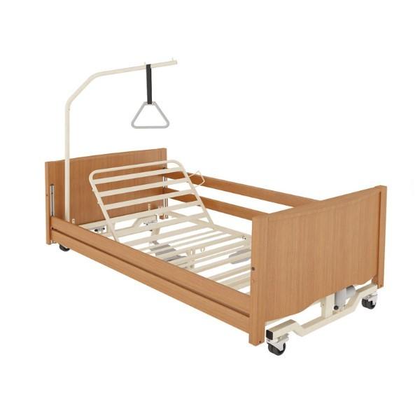 letto elettrico ortopedico per anziani da usare a casa