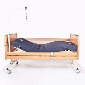 letto elettrico regolabile in altezza Taurus Lux Large
