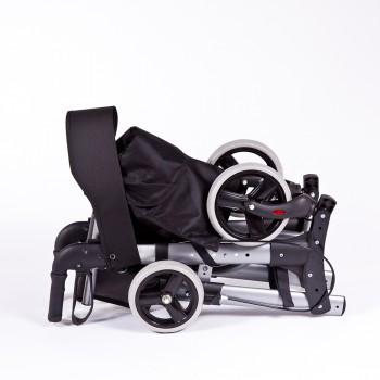 DEAMBULATORE CITY ROLLATOR MEDILAND pieghevole per anziani e disabili