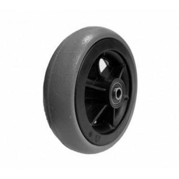 ricambio ruota anteriore piena 125 mm per carrozzina disabili OFF CARR