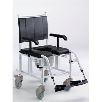 sedia comoda wc per anziani con ruote 400.10 vassilli