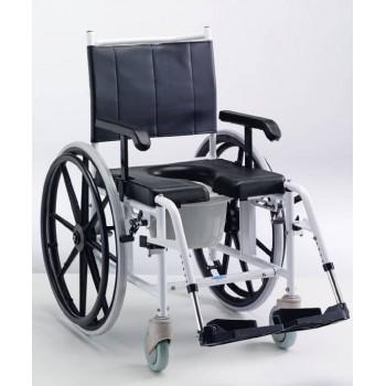 sedia comoda ad autospinta e ruote 600 mm 400.50 vassilli
