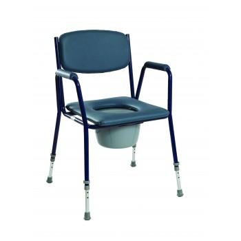 sedia comoda wc per anziani Serena Wimed