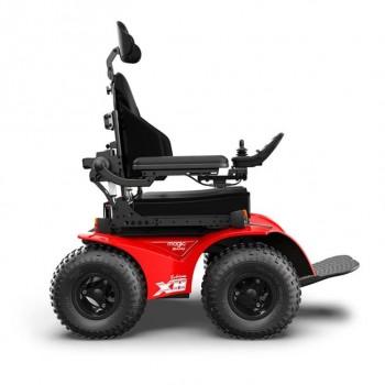 carrozzina elettrica per disabili extreme x8