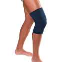 ginocchiera elastica gibaud colore blu 0516