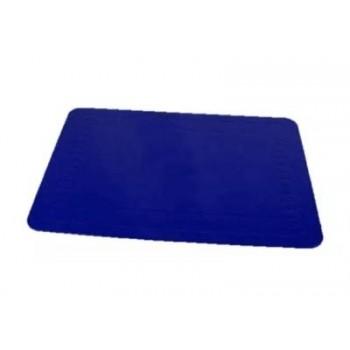 piano antiscivolo rettangolare antiscivolo blu