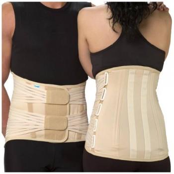 corsetto semirigido lombosacrale 533 F da donna Tielle