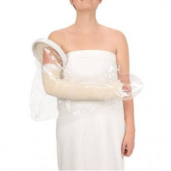 Protezione impermeabile gesso per braccio Allmobility