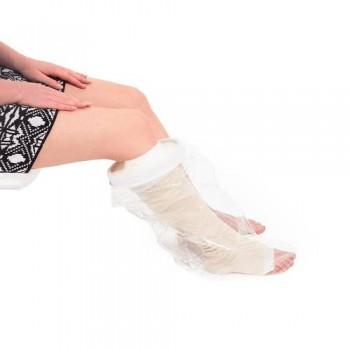 Protezione gesso per tibia e piede VQ FODTIBIA Allmobility