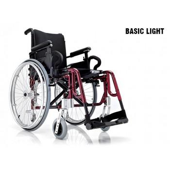 carrozzina leggera pieghevole Basic Light