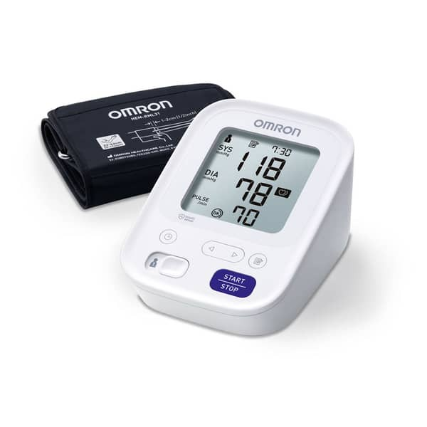 Misuratore di pressione arteriosa da braccio Omron M3