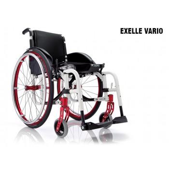carrozzina per disabili superleggera Exelle Vario