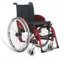 carrozzina per disabili vega e offcarr