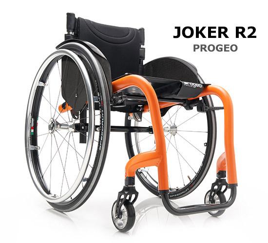 Carrozzina superleggera Joker R2